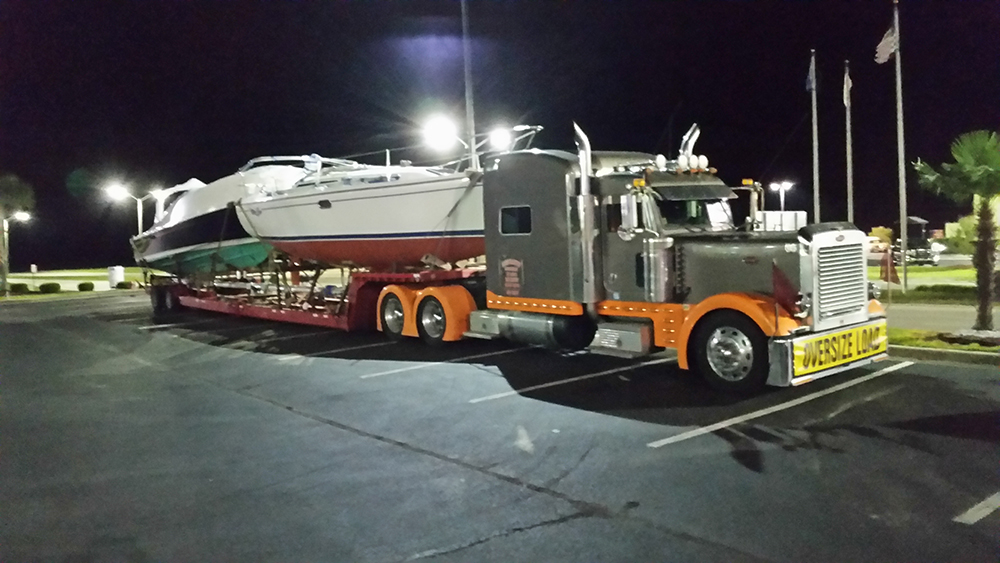 Maritime Hauling Florida   US Boat Transport Inc